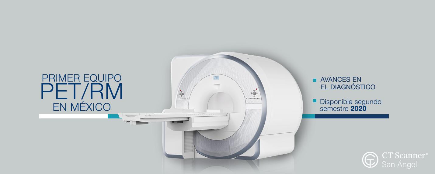 PET Resonancia Magnética CT Scanner Sur Nuevo Equipo
